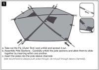 Snugpak Bunker 3 Man Tent